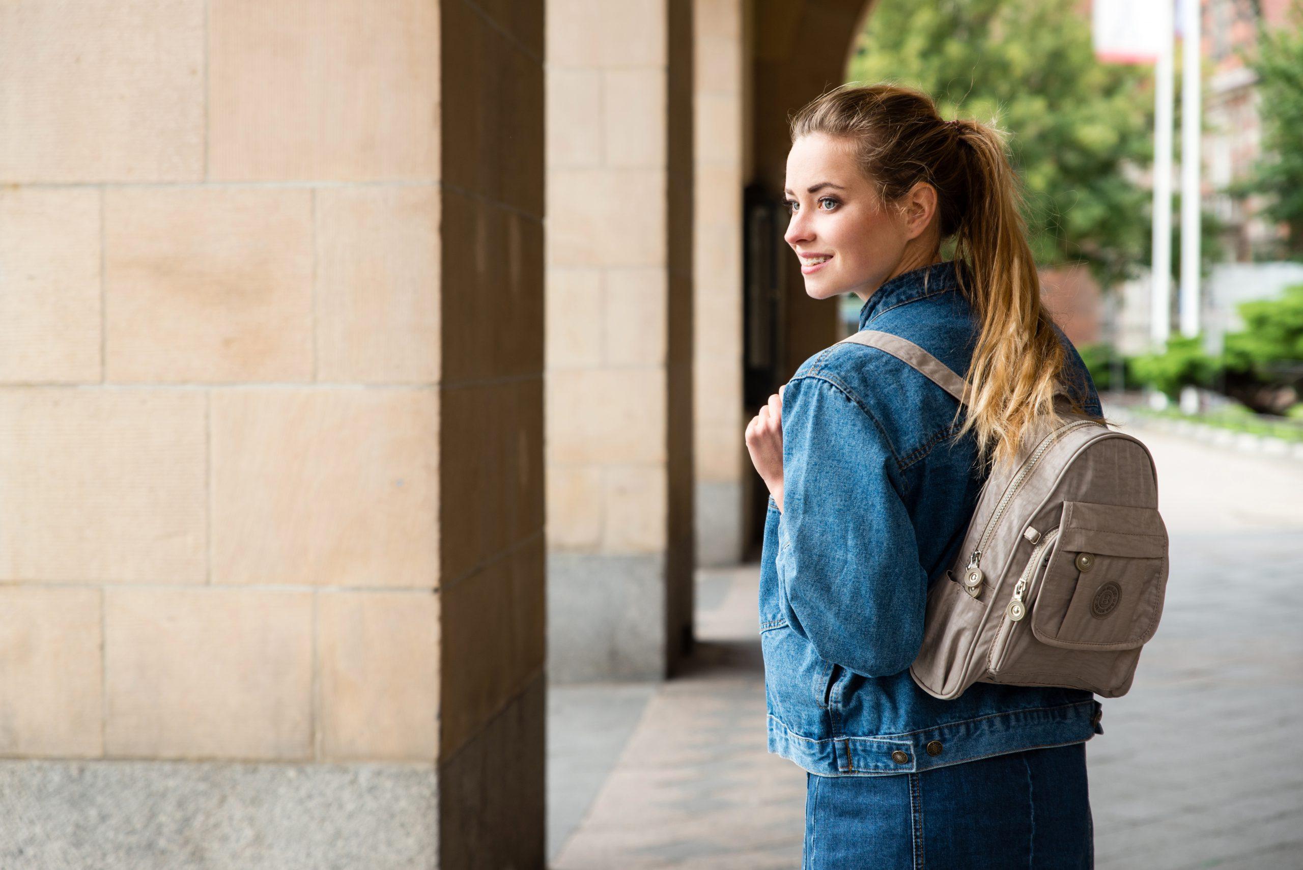 Kiedy warto kupić plecak damski?