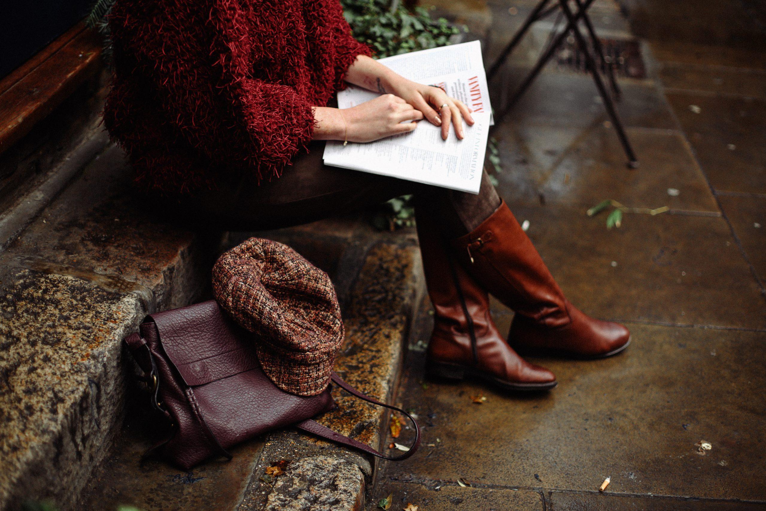 Elegancka garderoba na sezon jesienno-zimowy