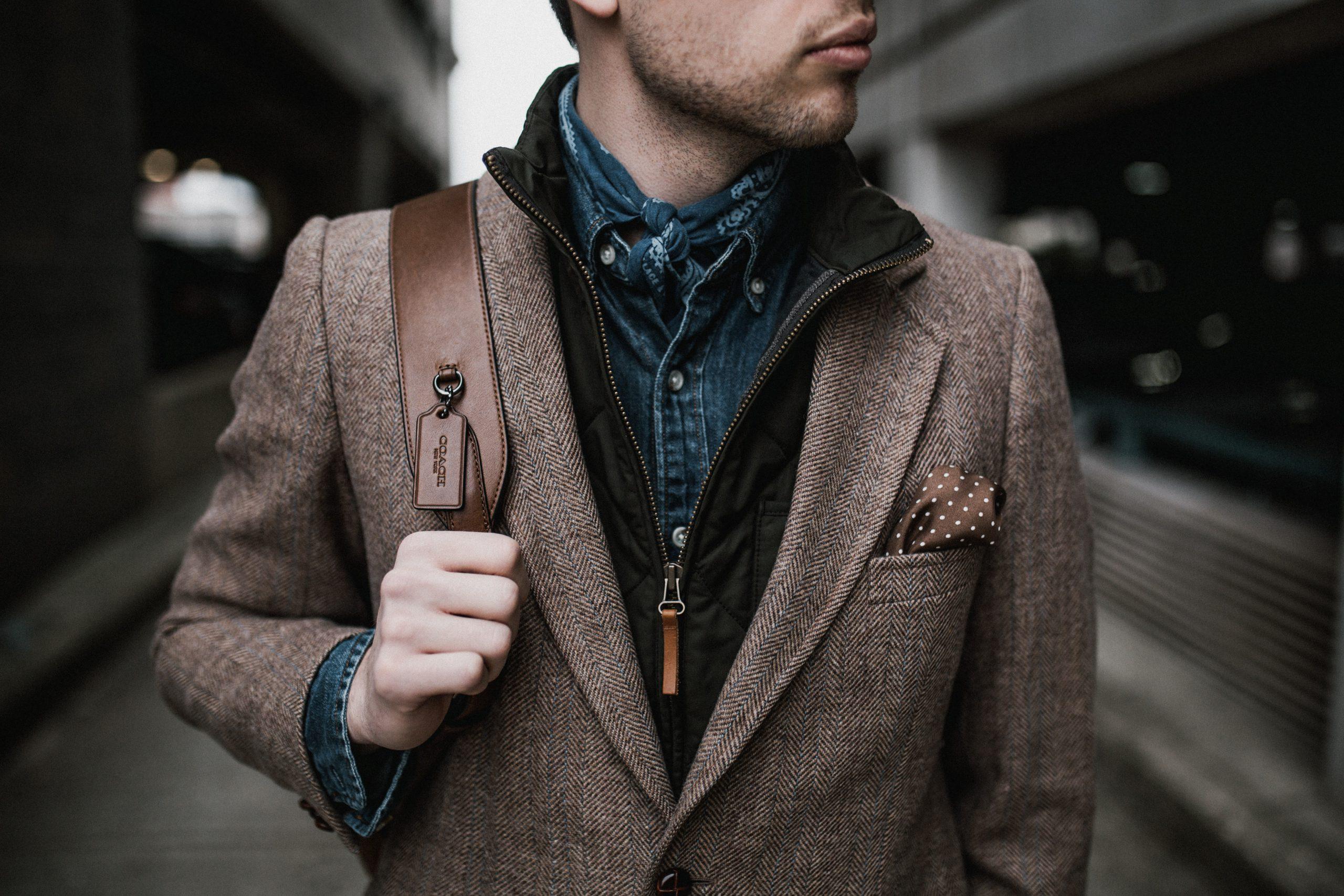 Trendy w modzie męskiej, czy znasz je wszystkie?