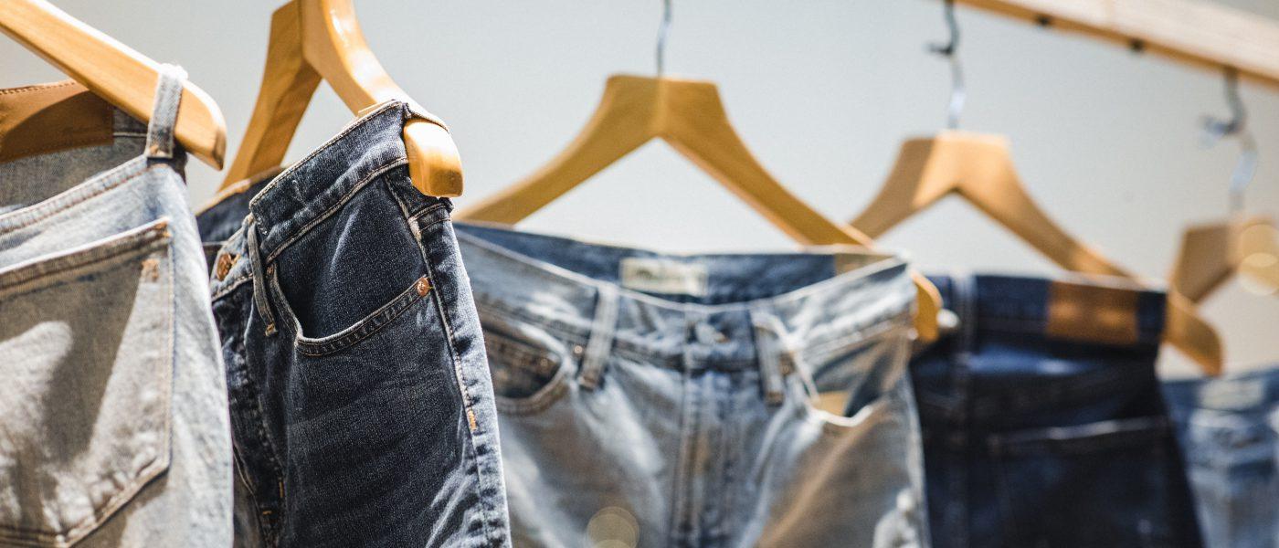 fasony jeansów 2021